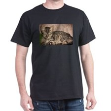 stripes the cat T-Shirt