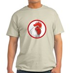 Rooster Circle Light T-Shirt