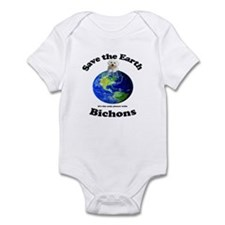 Bichon Infant Bodysuit
