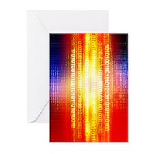 Matrix 2 Greeting Cards (Pk of 10)