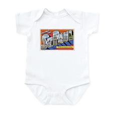 Greetings from St. Paul Infant Bodysuit