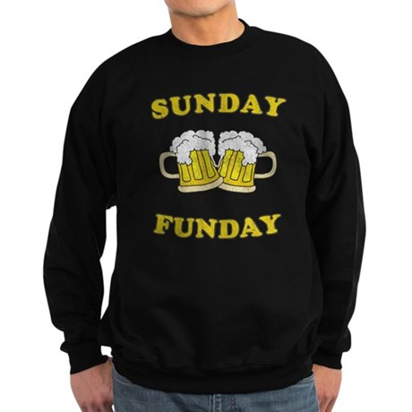 Sunday Funday Dark Sweatshirt