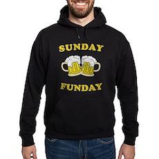 Sunday Funday Dark Hoodie