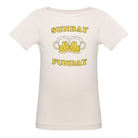 Sunday Funday Organic Baby T-Shirt