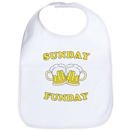 Sunday Funday Bib