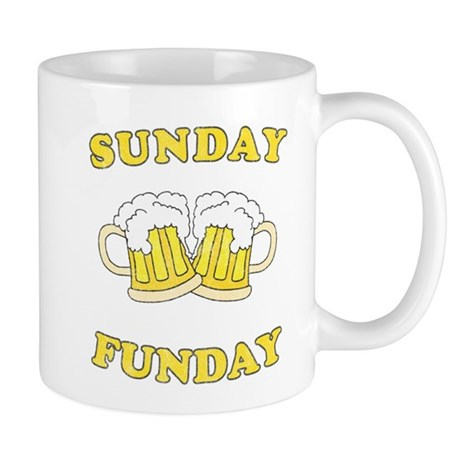 Sunday Funday Mug