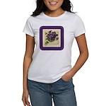 Bouquet of Violets Women's T-Shirt