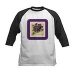 Bouquet of Violets Kids Sweatshirt