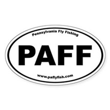 PAFF Euro Decal