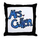 Mrs. Cullen Throw Pillow