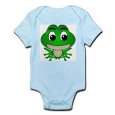 Frankie The Frog Infant Creeper