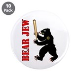 "Bear Jew Inglorious Basterds 3.5"" Button (10 pack)"