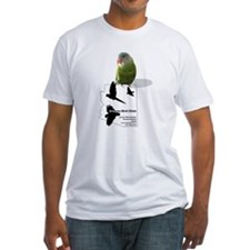 Arizona Bird Clinic Grey Cheek T-Shirt