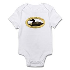Grand Rapids Loon Infant Bodysuit
