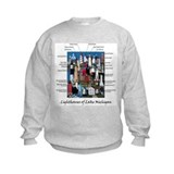 Lighthouses of Lake Michigan Sweatshirt