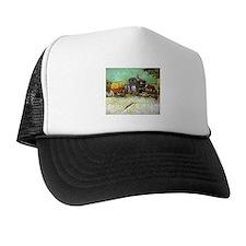 Gypsy Camp near Arles Trucker Hat