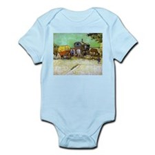 Gypsy Camp near Arles Onesie