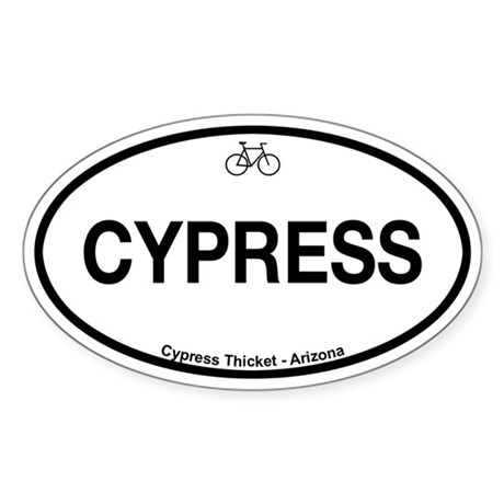 Cypress Thicket