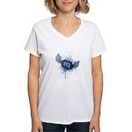 Scorpio Women's V-Neck T-Shirt