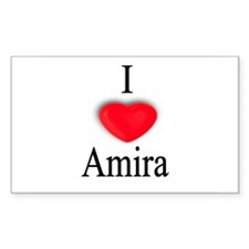 Amira Rectangle Decal