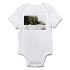 Snowed-in Front Street Infant Bodysuit