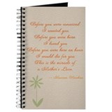 Cool Writing Journal