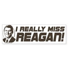 I Miss Reagan Bumper Sticker (10 pk)