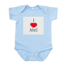 Abril Infant Creeper