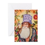 Grandpa Woodstock Greeting Cards (Pk of 10)