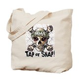 Tap or Snap MMA Tote Bag