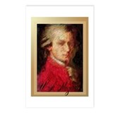 Mozart Postcards (Package of 8)