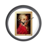 Mozart Wall Clock