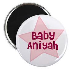 Baby Aniyah Magnet