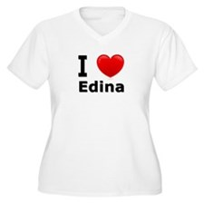 I Love Edina T-Shirt