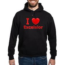 I Love Excelsior Hoodie