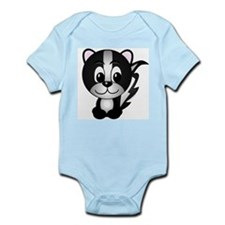 Skippy The Skunk Infant Creeper