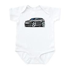 Dodge Magnum Grey Car Infant Bodysuit