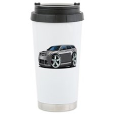 Dodge Magnum Grey Car Ceramic Travel Mug