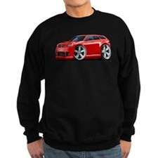 Dodge Magnum Red Car Sweatshirt