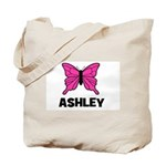 Butterfly - Ashley Tote Bag