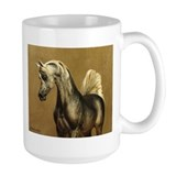 Unique Arabian horse Mug