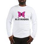 Butterfly - Alexandra Long Sleeve T-Shirt