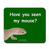 Savannah Monitor Mousepad