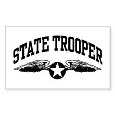 State Trooper Decal
