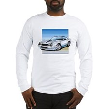 '78-81 Camaro White Long Sleeve T-Shirt