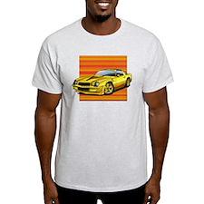 '78-81 Camaro Yellow T-Shirt