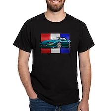 93-97 Camaro Blue T-Shirt