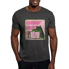 Panda Vision (Green) T-Shirt
