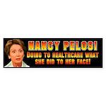 Pelosi Bumper Sticker (50 pk)