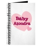 Baby Alondra Journal